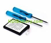 BAT550 Batería de reemplazo para Mp3 iPod Mini